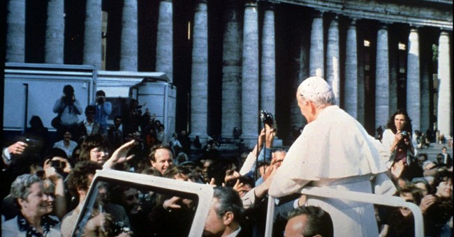 Gun used against Pope John Paul II flown to Poland