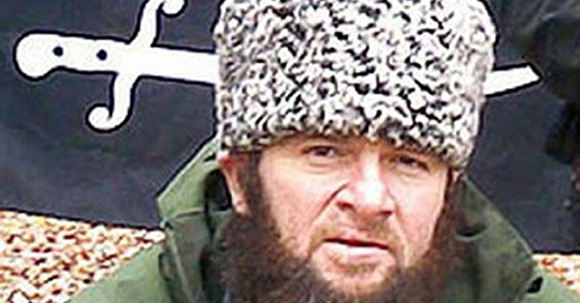 Chechen warlord who threatened Sochi reported dead