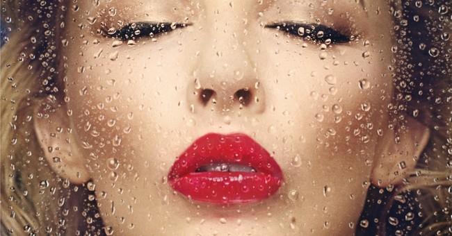 Review: Minogue's album goes way past 1st base