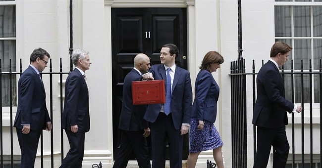 UK austerity to stay despite growth pick-up