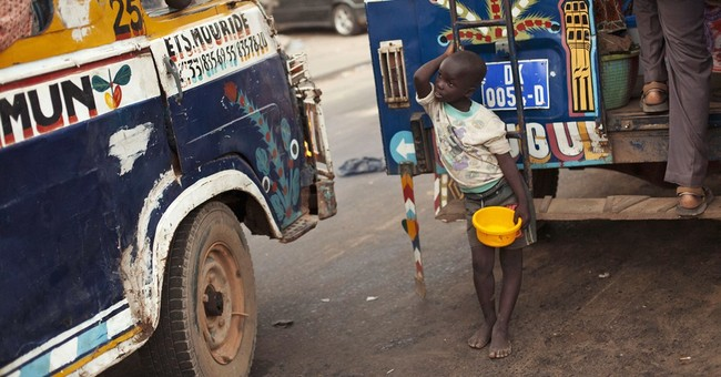 Report: Senegal failing to stop child begging