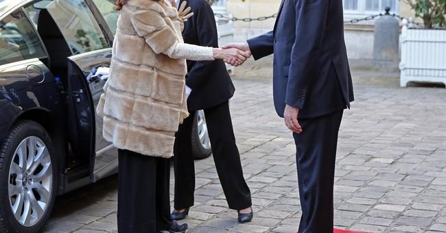 Argentine president opens Paris Book Fair