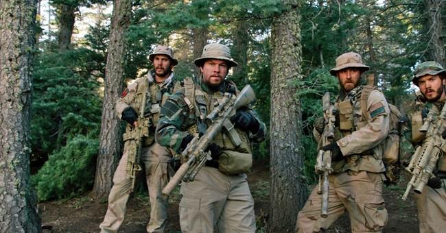 'Lone Survivor' a brutal tribute to Navy SEALs