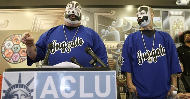 Insane Clown Posse sues feds over gang label
