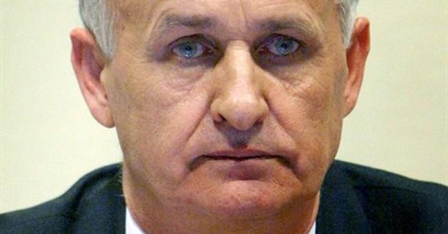 Bosnian Serb war criminal serves term in Poland