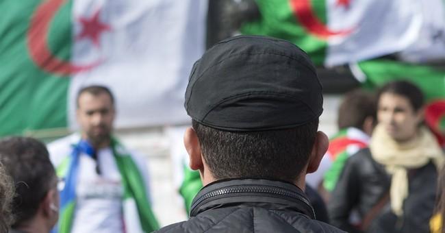 Algerian president asks people for new term