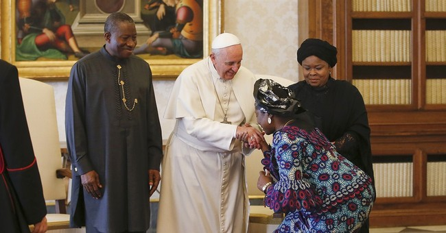 President says Pope Francis to visit Nigeria