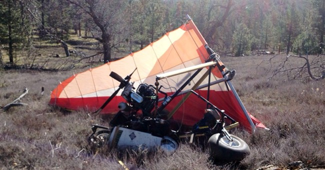 Plane carrying marijuana crashes near San Diego