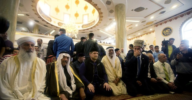 Chechnya leader inaugurates new mosque in Israel