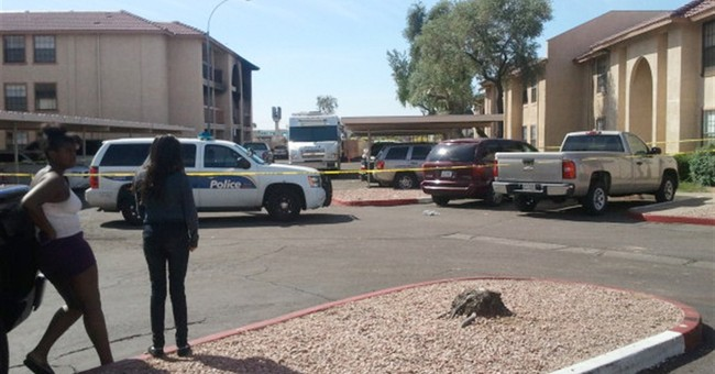 14-year-old dies following Phoenix apartment fire