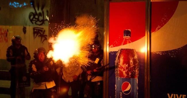 Venezuela cites some 'excesses' against protesters