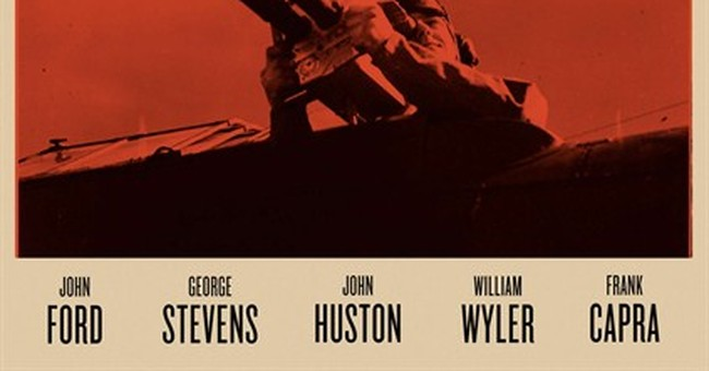 'Five Came Back' recalls day Hollywood went to war