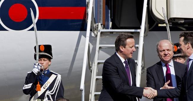 Cameron: No G-8 summit in Russia