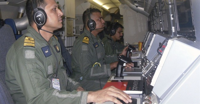 Race is on to find Malaysia airliner's black boxes