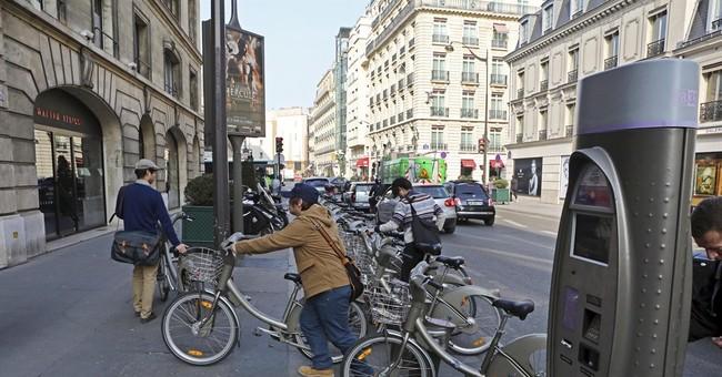 Paris mayor's race offers chance to reimagine city