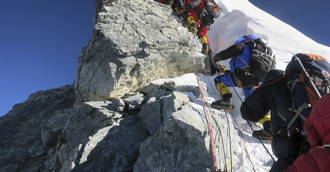 Nepal will try to ease congestion on Mount Everest
