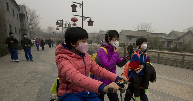 WHO: Pollution kills 7 million people every year