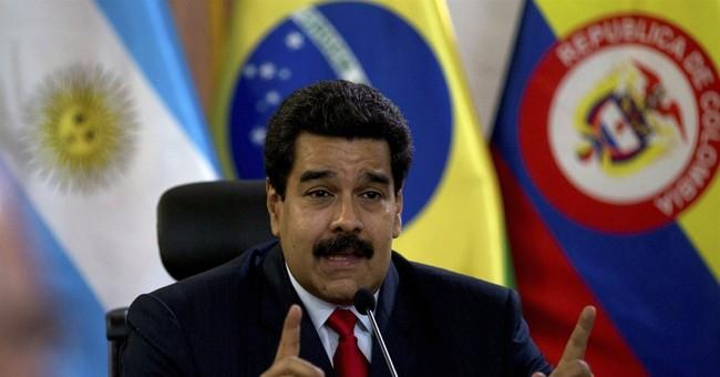 Venezuelan leader says coup plot generals arrested