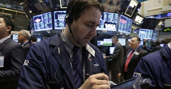Stocks are mostly higher on Wall Street