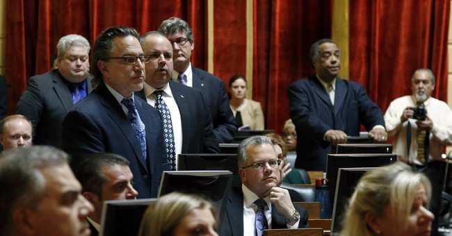 House majority leader elected Rhode Island speaker