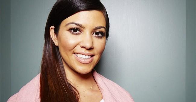 Kourtney Kardashian talks up new kids line