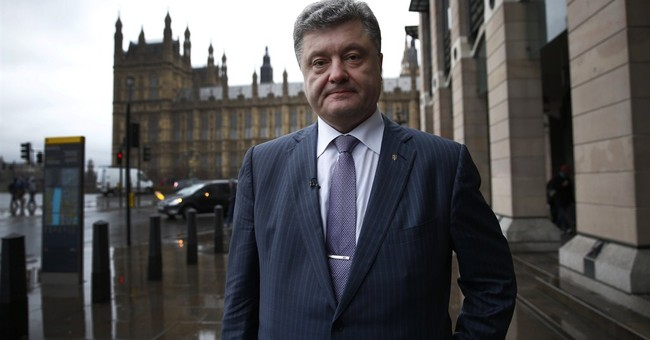 UK's Cameron welcomes Ukrainian politicians