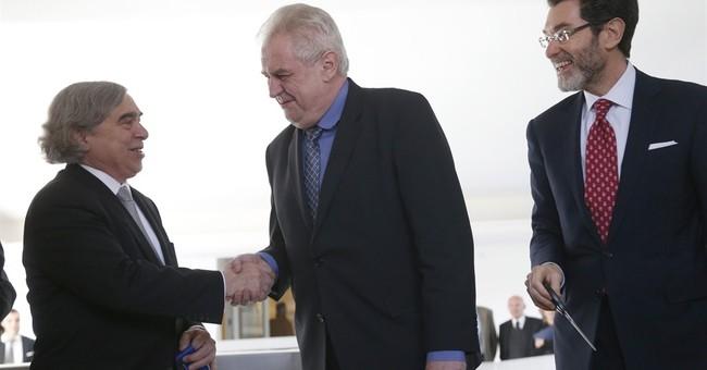 Czechs, US start nuclear energy research center