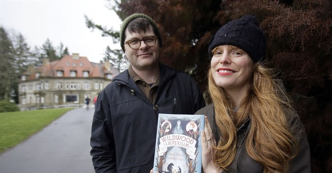'Wildwood Chronicles' conjures a Portland fantasy