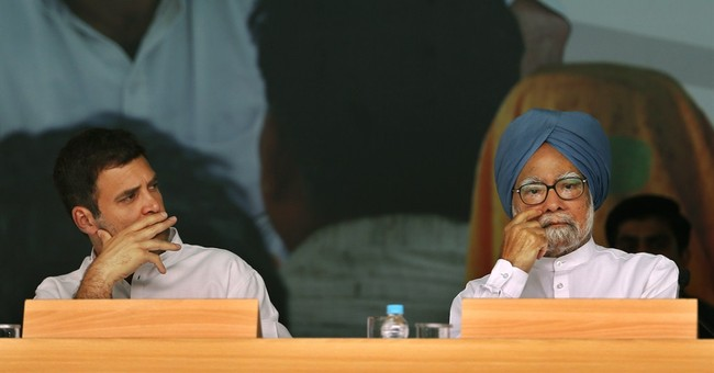 India's Congress Party promises jobs, universities