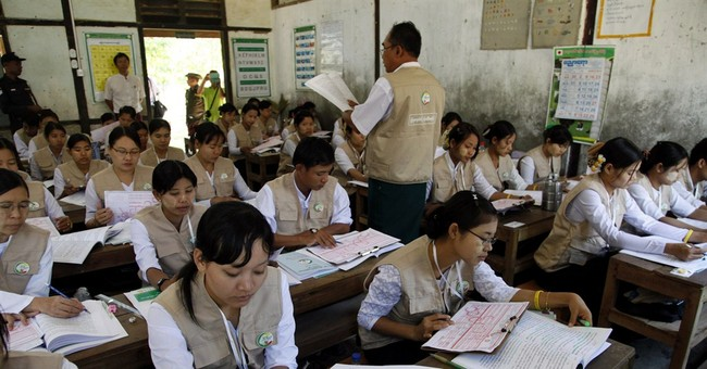Myanmar census could inflame ethnic tensions