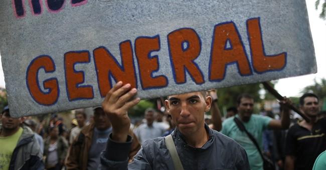 Paraguay paralyzed by anti-privatization strike