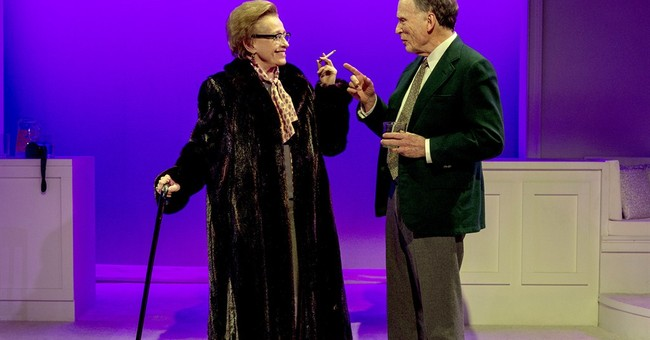 Review: Angry wit infuses 'Hellman v McCarthy'