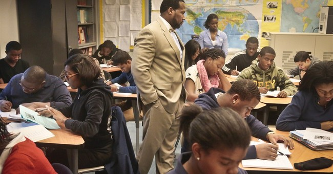 Report: NY schools are most racially segregated