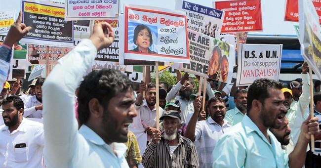 UN approves inquiry into Sri Lanka war abuses