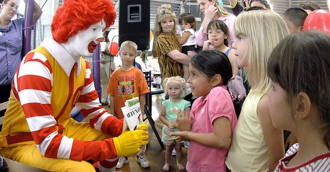 Ronald McDonald: A brief history