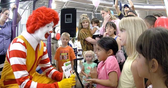 Ronald McDonald: A brief history