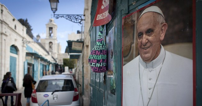 Church official: Pope's trip to Israel in doubt
