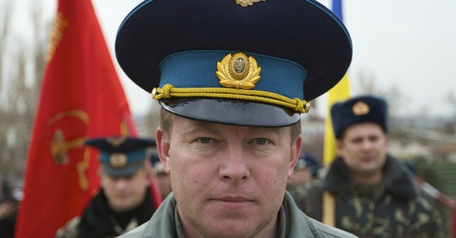 Ukraine finds new hero in besieged base commander