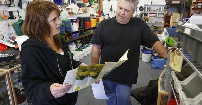 California drought spurs mini gold rush in Sierra