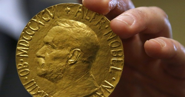 Nobel Peace Prize auctioned for $1.16M in Maryland