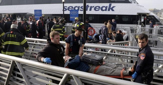 NTSB: Captain's error led to 2013 ferry crash