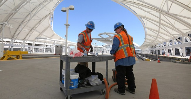 Construction firms worried about worker shortage