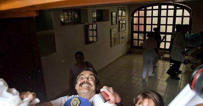 Nobel laureate Garcia Marquez leaves hospital