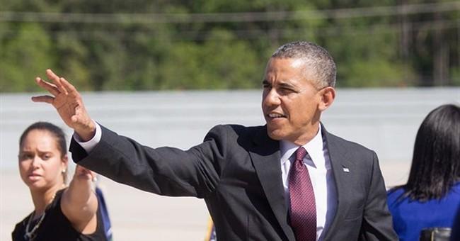 Obama chides GOP for rejecting gender pay gap bill