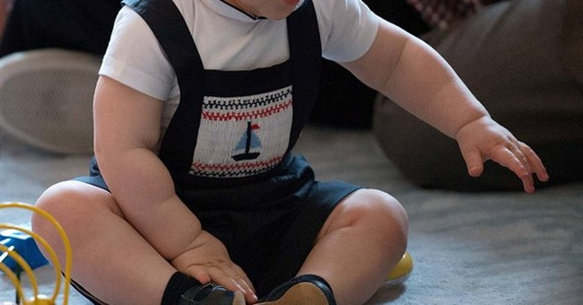 William and Kate meet 1st-time New Zealand parents