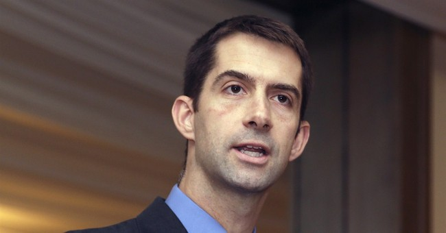 Ethics complaint against Rep. Tom Cotton dismissed