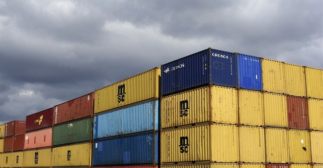 US wholesale stockpiles up 0.5 percent in February
