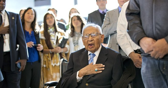 One of last Native American code talkers dies