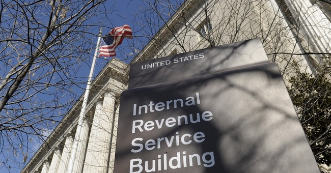 Uh, The IRS Failed To Conduct Background Checks On Its Contractors