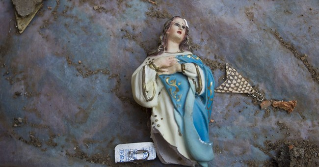 "National Geographic Calls Virgin Mary the ""Most Powerful Woman"""
